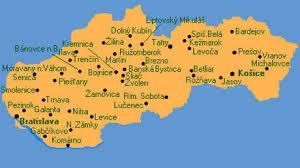 TOP 10 luoghi che vale la pena visitare in Slovacchia
