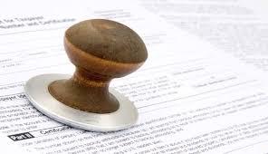 Documenti necessari ai fini della domanda di registrazione di soggiorno per il cittadino comunitario
