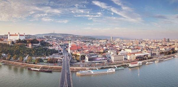 Vida  & trabajo en Eslovaquia