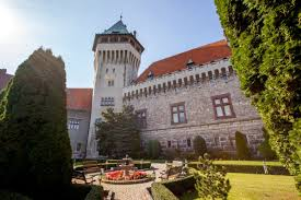 Trips in the western Slovakia